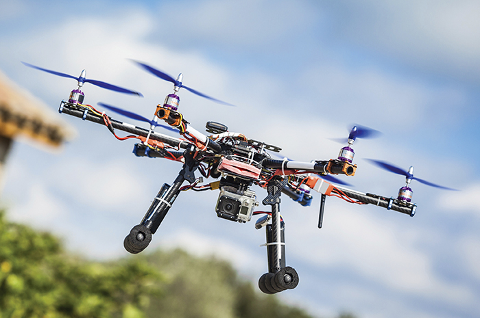 Drone Trapper
